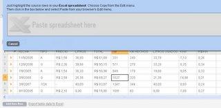 JotSpot Tracker - una forma muy practica de compartir hojas Excel