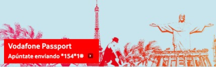 Facua denuncia a Vodafone por asegurar precios nacionales en llamadas al extranjero