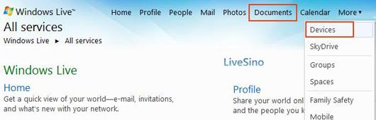 Novedades en Windows Live Wave 4