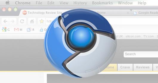 En Mac OS X, el navegador más rápido es Chrome 4.0
