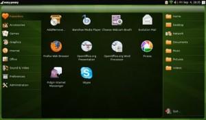 EasyPeasy: Distribución Linux para ultraportátiles