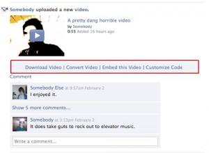 Facebook Video: Descarga vídeos de Facebook
