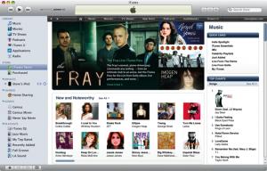 iTunes versión 9.0