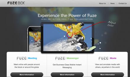 FuzeBox - Una caja multimedia