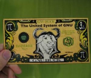Hazte con dinero GNU