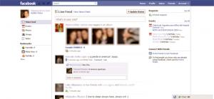 Facebook: Nuevo diseño