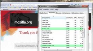 Firefox: Otro pasito más hacia el multiproceso