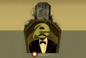 Funeral de Internet Explorer 6