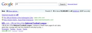 Google Search: Las estrellas hacen de las búsquedas algo más personal