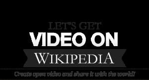 Wikipedia incentiva el uso de vídeo en formato Ogg (Theora)