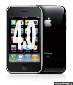 Apple presenta hoy iPhone OS 4.0
