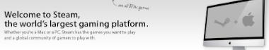 Steam ya esta en Mac