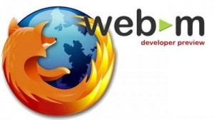 Firefox ya soporta WebM/VP8