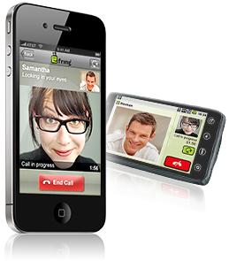 Fring para iPhone 4: Videollamadas por Wi-fi y 3G