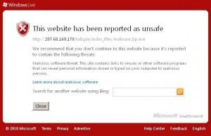 Windows Live Messenger 2010 con protección antiphising