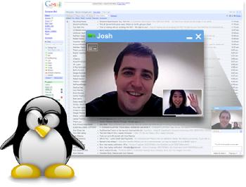 Gmail añade soporte para videoconferencia en sistemas Linux