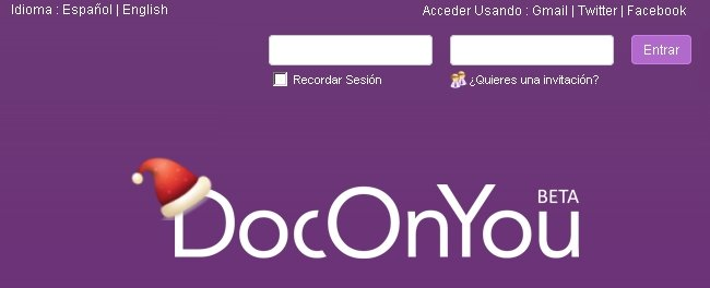 DocOnYou: Red social vertical