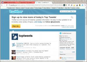 1-Click Web Proxy: Navegación a través de proxy en un click