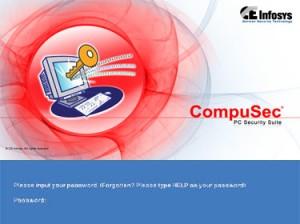 CompuSec Security Suite 5.2: Edición free