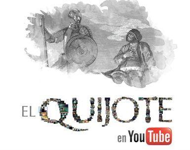 """""""El Quijote"""" en Youtube"""