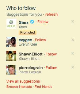 "Twitter anuncia oficialmente las ""Promoted accounts"""