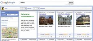 HotPot se integra en Google Search