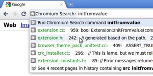 Google libera la API de la Omnibox de Chrome