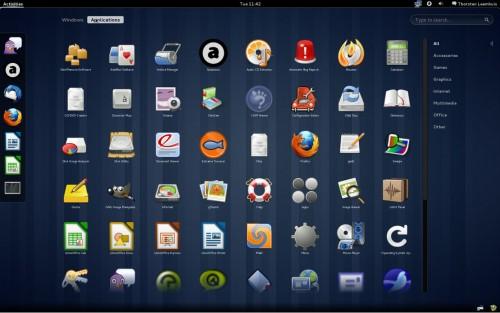 GNOME 3 Beta 2
