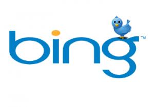 Bing combina tweets en sus resultados