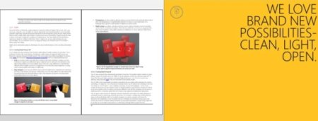 Windows 8 incluirá un visor de PDFs nativo