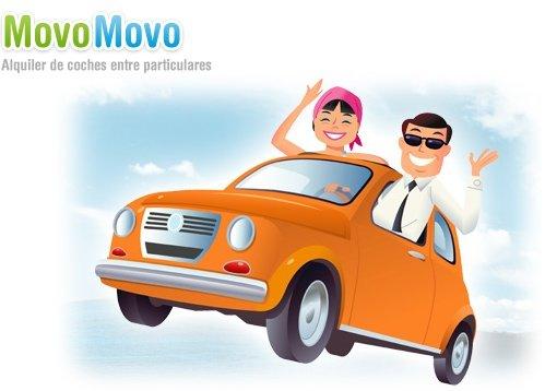 MovoMovo: Red social de alquiler de coches entre particulares (sin intermediarios)