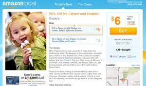 Amazon Local: La propuesta de ofertas locales de Amazon
