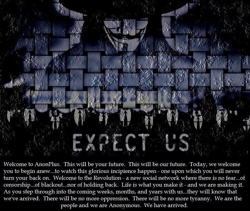 Anonymous crea Anonplus