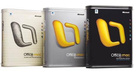 Cambios en Office para Mac
