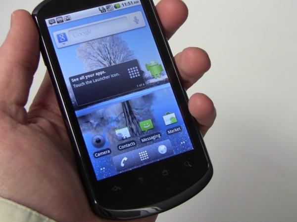 Huawei IDEOS X5  se agrega al catálogo de Movistar
