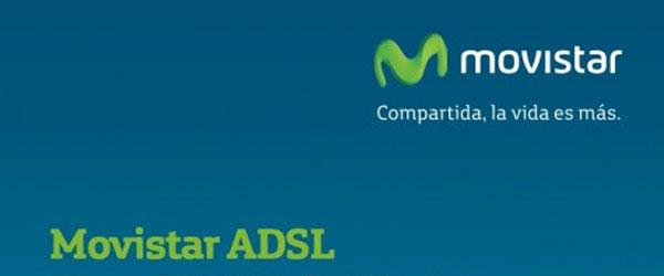 ADSL de 1 MB por parte de Movistar