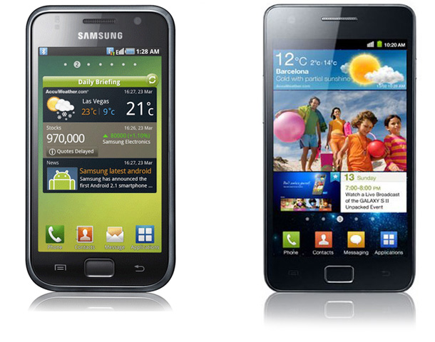 30 millones de Galaxy S y S II distribuidos