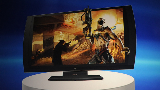 Monitores 3D con PlayStation 3D TV