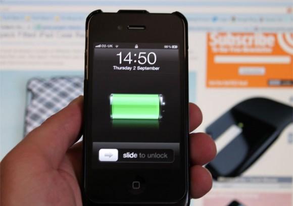 Batería del iPhone 4S: como aprovecharla