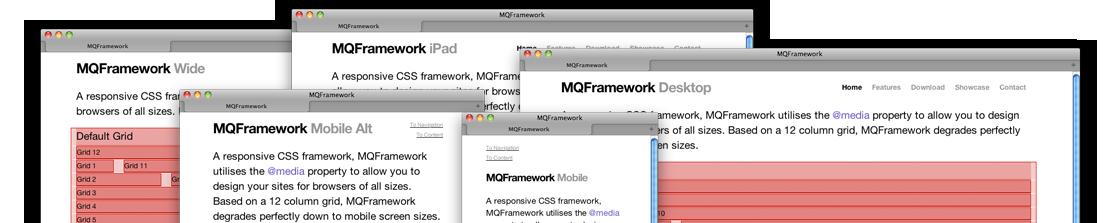 MQFramework : Adapta tus diseños a diferentes tamaños de pantalla