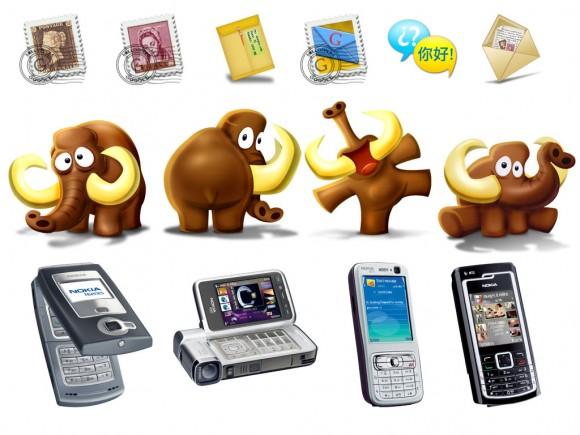 Iconos gratis con IconArchive