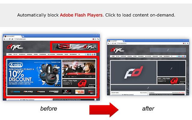 FlashControl: Controla la reproducción de contenido Flash