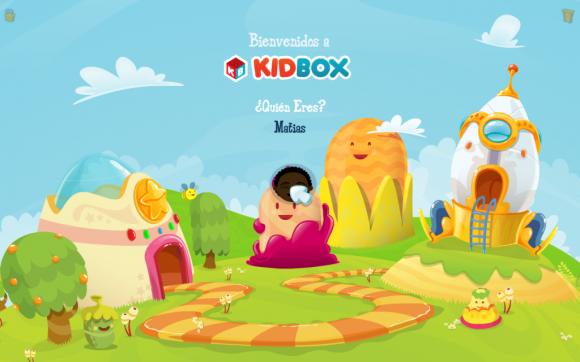 KidBox un navegador web pensado para niños