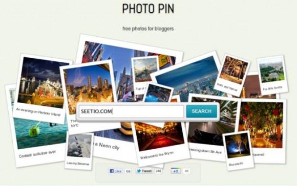 Busca fotografías bajo licencia Creative Commons