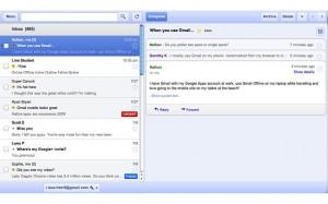 Mejoras en Gmail Offline para Chrome