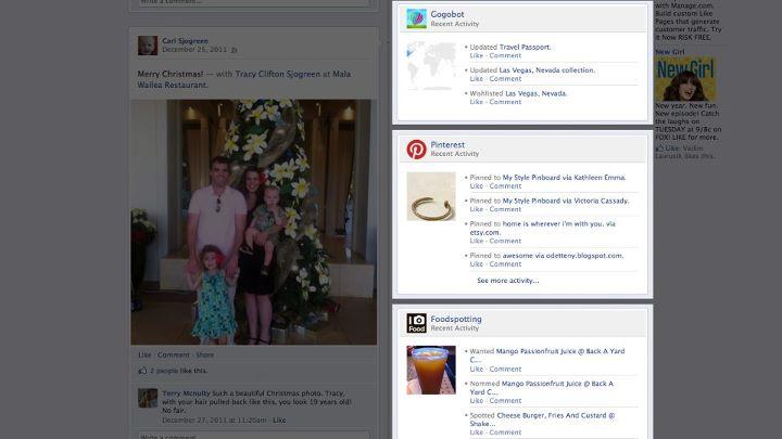 Facebook: Nuevas aplicaciones para su Timeline (Biografía)