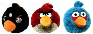 Angry Birds podrá jugarse en Facebook
