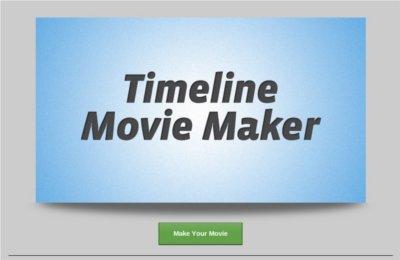 TimeLine Movie Maker: Transforma tu Timeline de Facebook en un vídeo