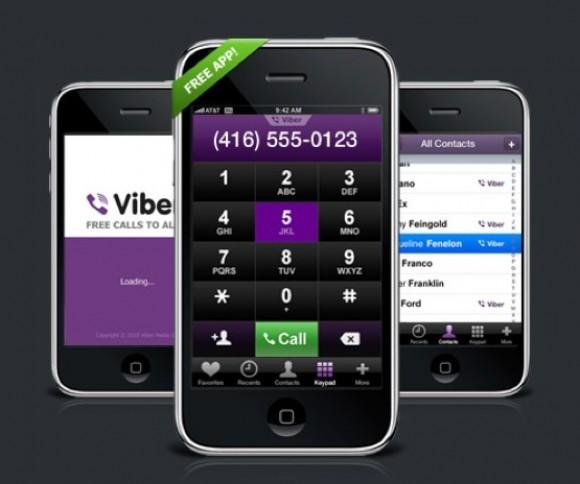Viber; envía mensajes gratis y habla con tus contactos