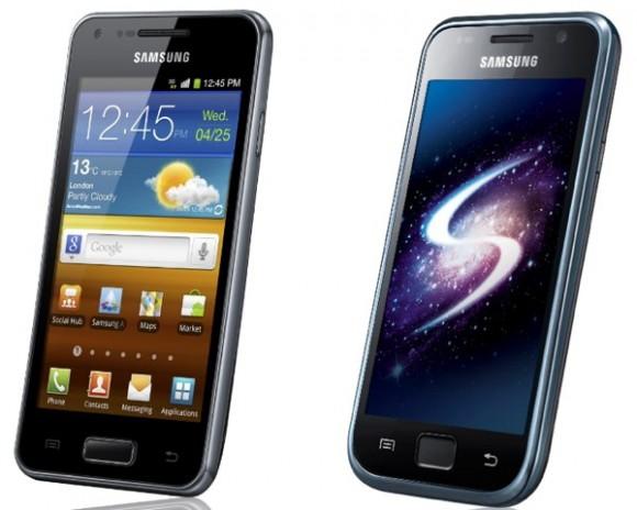 Compitiendo en la gama media, el nuevo Samsung Galaxy S Advance
